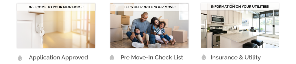 Resident Pre-Move Emails
