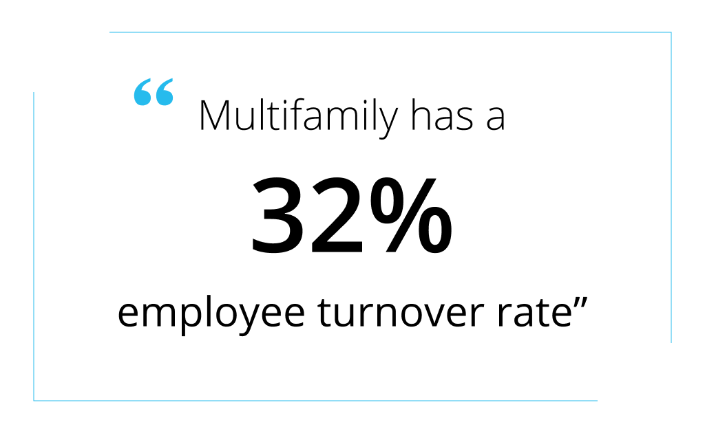 Here's a surprising statistic about employee turnover